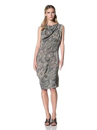 Vivienne Westwood Women's Anglomania Fond Dress Raw (Green)