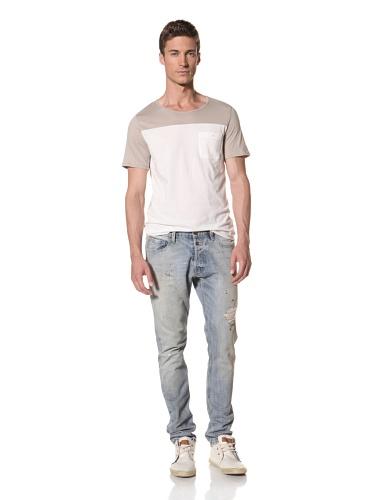 Artisan De Luxe Men's The Edward Skinny Jean (Nebraska)