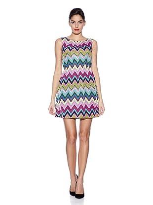 Yumi Vestido Fancy (Multicolor)