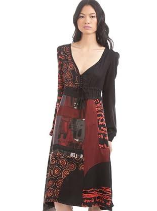Desigual Vestido (Negro)