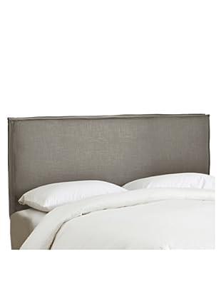 Skyline French Slipcover Headboard (Grey)