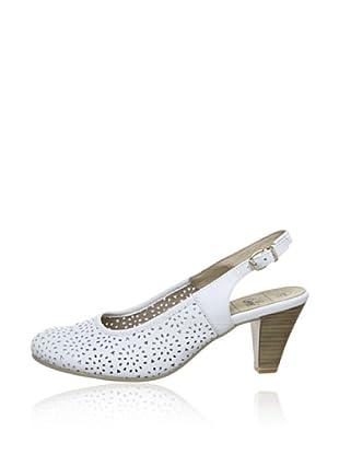 Caprice  Zapatos Lucilla (Blanco)