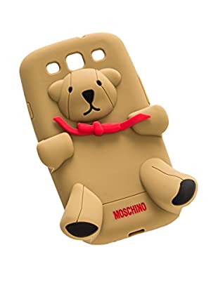 MOSCHINO Case Samsung S3 braun