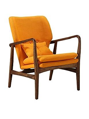 Ceets Bradley Leisure Chair, Yellow