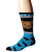 neff Men's Bear Socks