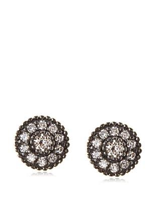 Belargo Round Stud Earrings