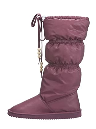 flip*flop snowdrifter 30270 - Botas de nailon para mujer (Rosa)