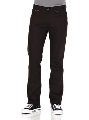 Nudie Jeans Pantalón Slim Jim (Negro)