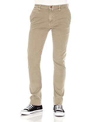 Nudie Jeans Pantalón Khaki Tight (Caqui)