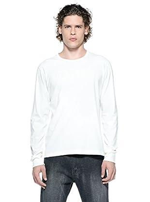 Datch Camiseta Manga Larga (Blanco)