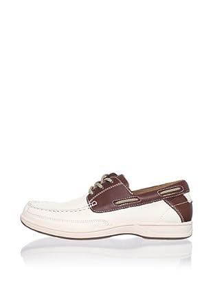 Florsheim Men's Lakeside Boat Shoe (Ice Multi)