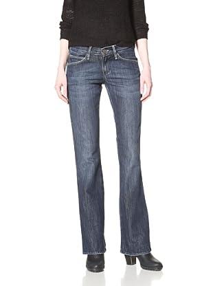Mavi Women's Zoe Boot Cut Jean (Retro-Indigo Hollywood Str)