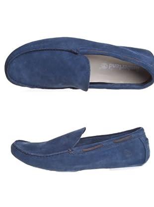Timberland Mocasines  classics (Azul)