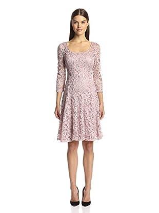 Chetta B Women's Sequin Magic Waist Dress
