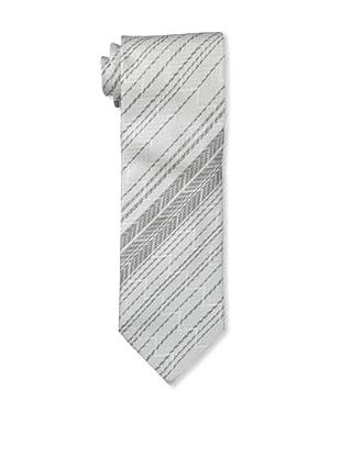 Missoni Men's Zigzag Tie, Grey