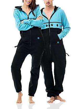 ZIPUPS Mono-Pijama Rhombi