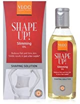 VLCC Shape Up Slimming Oil (200 ml) (Pack of 2)