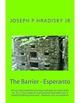 The Barrier Esperanto