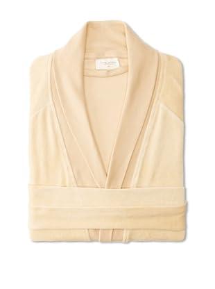 Nine Space Organic Cotton Velour Robe (Barley)