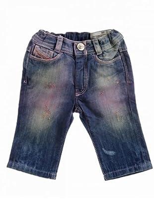 Diesel Kid Jeans Soozy Baby (denimblau/rosa)