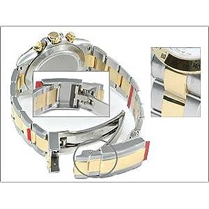 ROLEX デイトナ 116523G ホワイト 8Pダイヤ [並行輸入品]