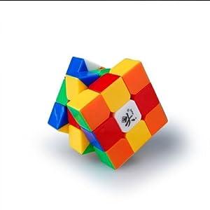 Dayan 42mm Mini 3x3x3 Cube Puzzle Dayan Zhanchi Tiny Stickerless Speed Cube