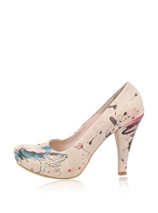 Dogo High Heel Rocker (Creme)