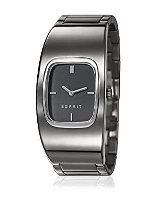 ESPRIT Quarzuhr Woman Es- Ivy Anthriacite 28.0 mm