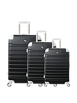 zifel Set de 3 trolleys rígidos 7309C