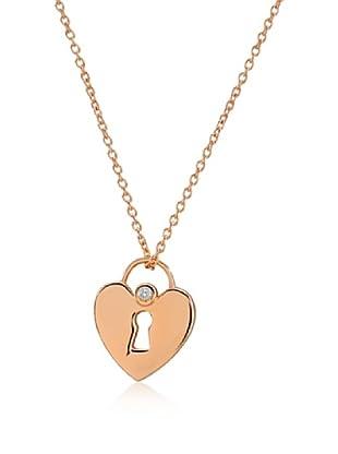 Divas Diamond Collar Diamante Corazón Key