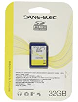 Dane-Elec 32 GB Class 4 Secure Digital Card DA-SD-32GB-R