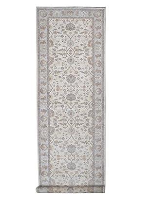 Kalaty One-of-a-Kind Pak Rug, Ivory, 4' 1