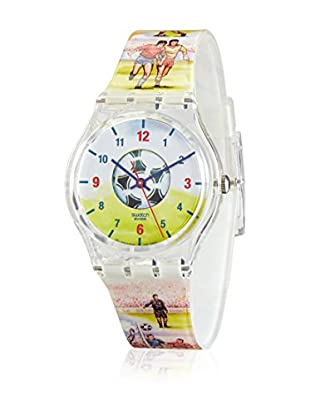 Swatch Reloj de cuarzo What A Team ! GK382  34 mm