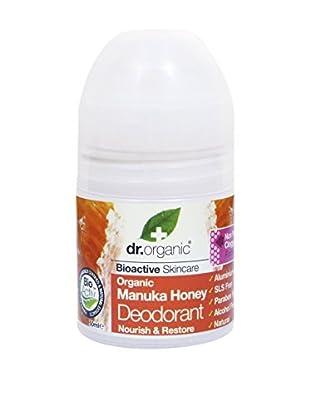 Dr Organic Deodorante Roll-On Manuka Honey 50 ml