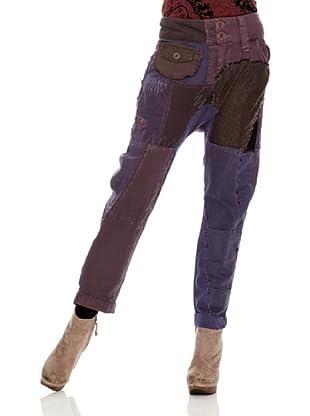 Desigual Pantalón Meeee (Antracita)
