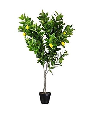 Planta Artificial Limonero Verde