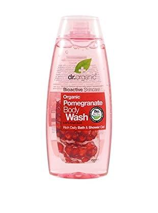 Dr Organic Gel Bagno Doccia Pomegranate 250 ml