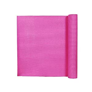 Silver's Yoga Mat with Cover-Pink