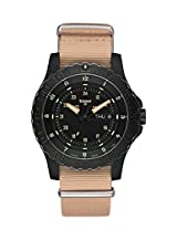 Traser H3 P 6600 Sand Swiss Watch with Nato Strap