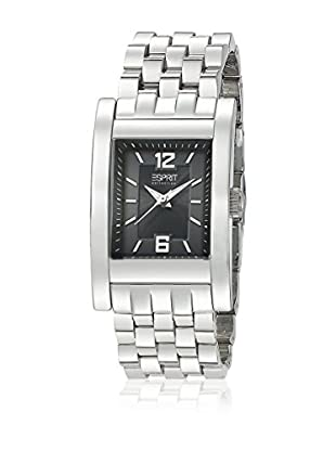 Esprit Collection Reloj de cuarzo Man Melio Silver Black 30 mm