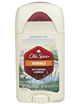 Old Spice Fresh Collection Invisible Solid Antiperspirant/Deodorant, Denali - 2.6 oz