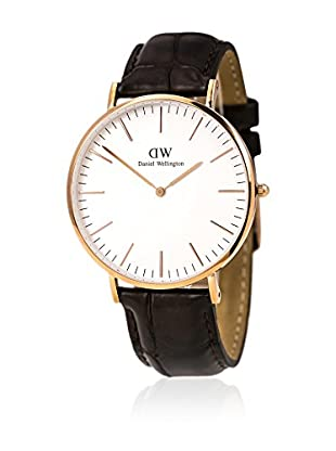 Daniel Wellington Reloj de cuarzo Man DW00100011 40 mm