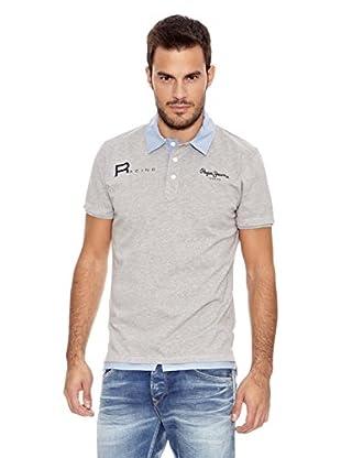 Pepe Jeans London Polo Pitlane (Gris Claro)
