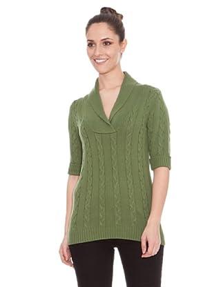 Tulchan Jersey Katie Cable (Verde)