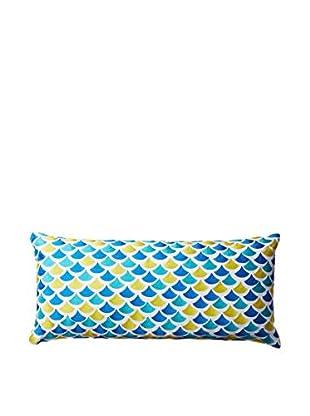 Trina Turk Pismo Pillow, Blue/Yellow