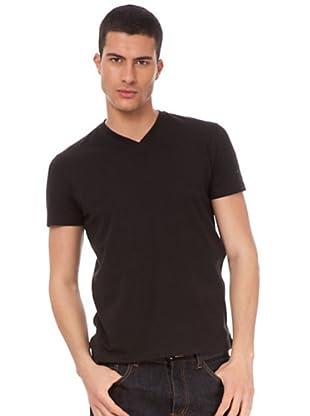 Armand Basi Camiseta (Negro)