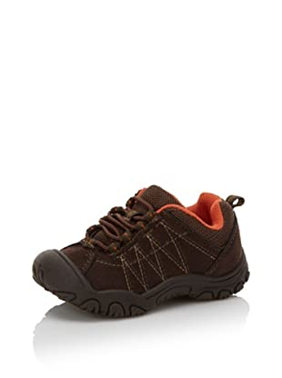 Osh Kosh Kid's Mighty Sneaker (Toddler) (Brown)