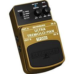 BEHRINGER TP300 ULTRA TREMOLO/PAN