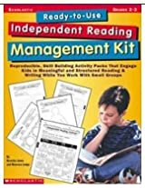 Scholastic 978-0-439-04238-3 Ready-to-Use Independent Reading Management Kit - Grades 2-3