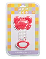 Mee Mee MM-3843-2 Rattles, Red
